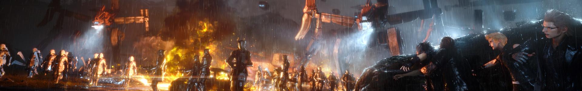 Final Fantasy XV - Gamersyde