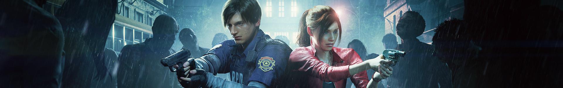 Resident Evil 2 - Gamersyde