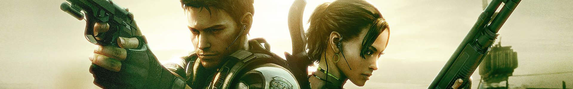 resident evil 5 characters