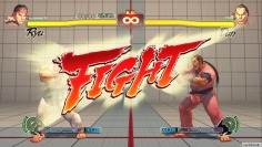 Street Fighter IV_The First 10 Minutes