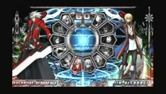 BlazBlue: Calamity Trigger_PSP Remote play by DjMizuhara