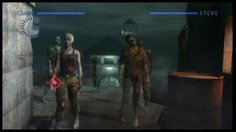 Resident Evil: The Darkside Chronicles_Gameplay Comic Con #1