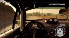 Colin McRae: Dirt 2_Cockpit view gameplay
