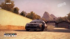 Colin McRae: Dirt 2_China replay #2