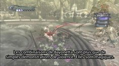 Bayonetta_Torture moves and the magic bar