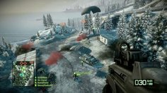 Battlefield: Bad Company 2_Port Valdez demo gameplay