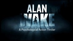 Alan Wake_Building a Thriller