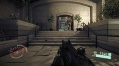 Crysis 2_Commented gameplay: Central Station