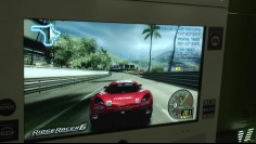 Ridge Racer 6_TGS05: Outside car TGS video