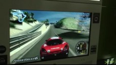 Ridge Racer 6_TGS05: Outside car TGS video (LQ)