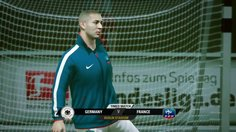 FIFA STREET_France Germany Futsal