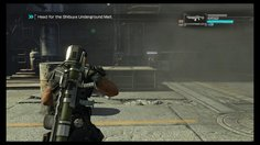 Binary Domain_Gameplay #1
