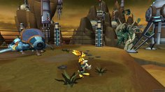 The Ratchet & Clank Trilogy_R&C 1 - Environnements