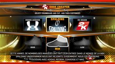 NBA 2K13_Dev Diary - Shoes