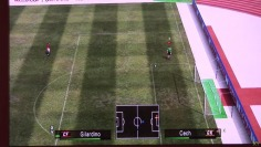 Pro Evolution Soccer 360_Game Convention: Gameplay