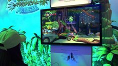 Donkey Kong Country: Tropical Freeze_E3: Gameplay showfloor