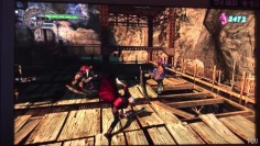 Devil May Cry 4_TGS06: Gameplay Showfloor part 2