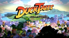 DuckTales Remastered_The First 10 Minutes