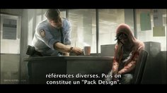 Beyond: Two Souls_Making Of: Graphic Arts (FR)