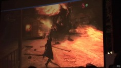 Devil May Cry 4_TGS06: Presentation 50fps part 2