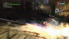 Devil May Cry 4_Demo gameplay