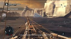 Assassin's Creed: Rogue_Puckle gun - frozen sea - Rope dart