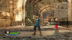 Dragon Quest Heroes_Dragon Quest: Heroes 1st 20 minutes