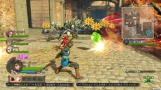 Dragon Quest Heroes_Dragon Quest: Heroes Boss Battle