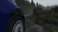 DiRT Rally_Wales - Escort - Replay