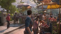 Uncharted 4: A Thief's End_E3 Gameplay Demo