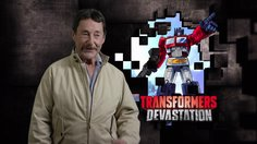 Transformers: Devastation_Peter Cullen Interview