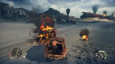 Mad Max_Gameplay #2 - PS4