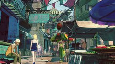 Gravity Rush 2_TGS Reveal Trailer