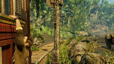Uncharted: The Nathan Drake Collection_Uncharted 2 - The train