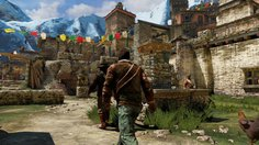 Uncharted: The Nathan Drake Collection_Uncharted 2 - Nepalese village