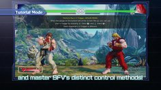 Street Fighter V_Game Modes Trailer