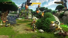 Ratchet & Clank_Novallis Gameplay