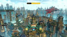 Ratchet & Clank_Kerwan Gameplay