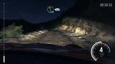 DiRT Rally_PS4 - Night Gameplay