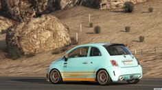 Assetto Corsa_Fiat 500 - Replay