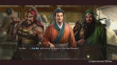 Romance of the Three Kingdoms XIII_The Peach Garden Three