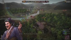 Romance of the Three Kingdoms XIII_Warfare Gameplay Trailer