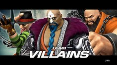 The King of Fighters XIV_Team Villains Trailer