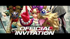 The King of Fighters XIV_Team Official Invitation Trailer
