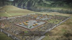 Romance of the Three Kingdoms XIII_City Building Gamplay