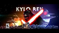 LEGO Star Wars: The Force Awakens_Character Vignette – Kylo Ren