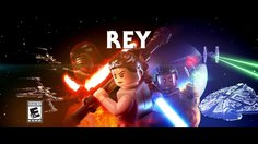 LEGO Star Wars: The Force Awakens_Character Vignette – Rey