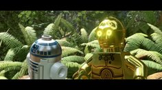 LEGO Star Wars: The Force Awakens_Gameplay #1 (PS4)