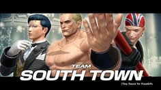 The King of Fighters XIV_Team South Town Trailer
