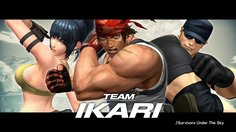 The King of Fighters XIV_Team Ikari Warriors Trailer